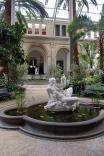 The Ny Carlsberg Glyptotek's Winter Garden