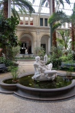 The Ny Carlsberg Glyptotek's Winter Garden