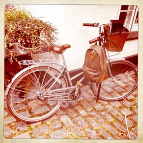 Dorte's bike