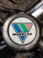 The Wheeler bike's bell