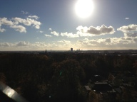 The view from the CPH Zoo tower