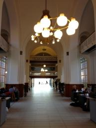 The Royal Library interior