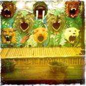 The Tivoli fun fair