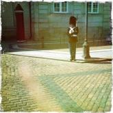 Guarding Amalienborg