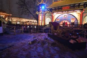 Tivoli reindeer