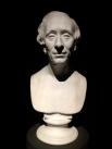 Hans Christian Andersen, in his museum