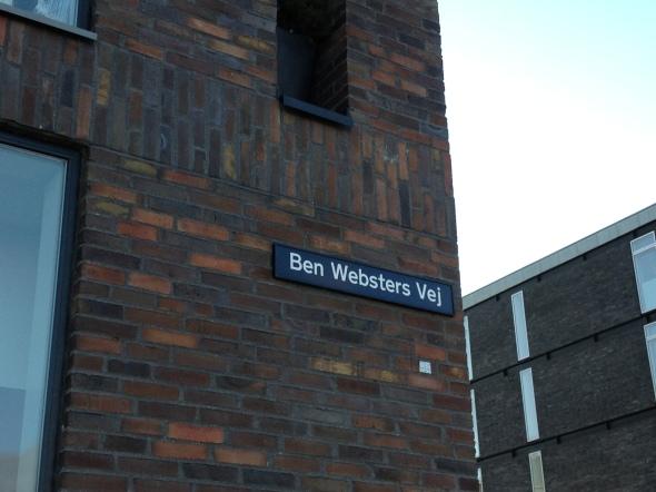 Ben Webster Vej