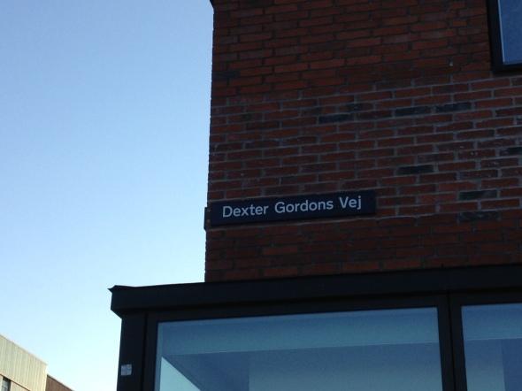 Dexter Gordons Vej