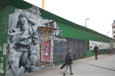 Enghaveplads graffiti 2