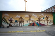 Enghaveplads graffiti 3