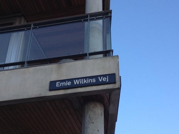 Ernie Wilkins Vej