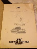 The SAS Service Partner cook book