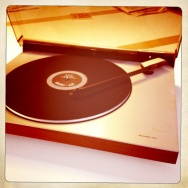 My new Bang & Olufsen turntable