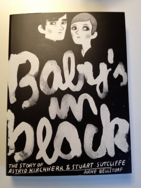 Baby's In Black Danish comic book