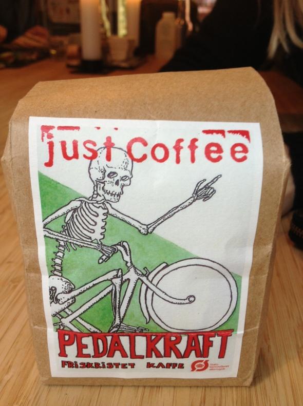 Coffee from Foodstore 26 on Islands Brygge