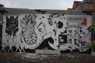 Sonder Boulevard graffiti 1