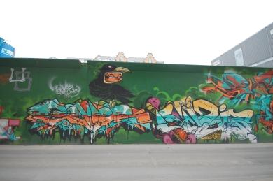 Sonder Boulevard graffiti 15