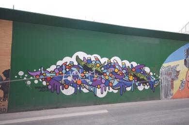 Sonder Boulevard graffiti 5