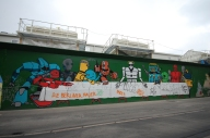 Sonder Boulevard graffiti 7