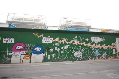 Sonder Boulevard graffiti 8
