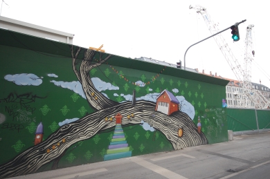 Sonder Boulevard graffiti 9