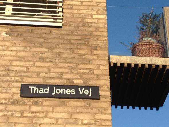 Thad Jones Vej