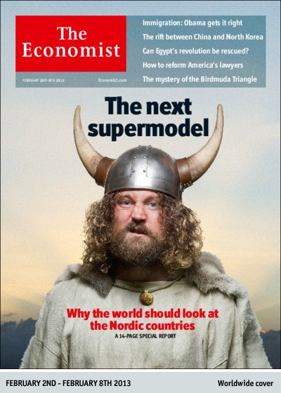The Economist Feb 2013
