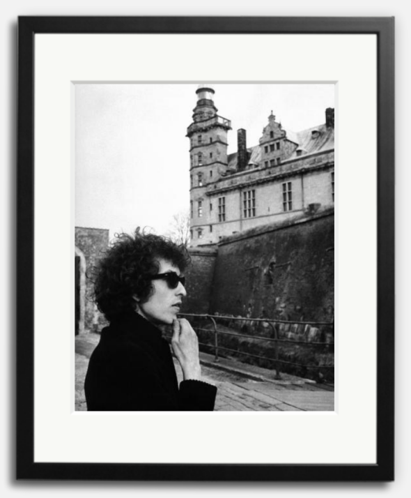 Sonic Editions' picture of Bob Dylan in Denmark