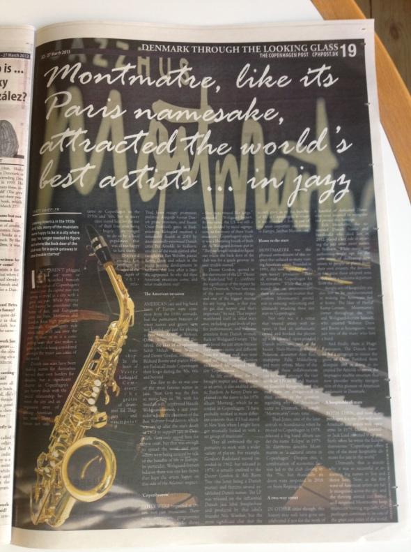 CPH Post jazz history Matt Wheeler March 2013