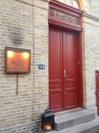Lidkoeb's main door
