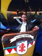 Aboard the 'Big Bear' pirate ship