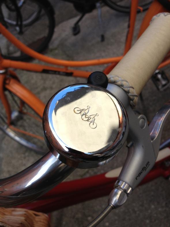 A nice bike bell