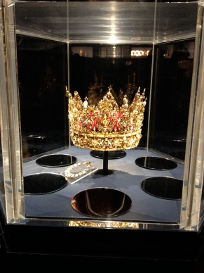 The crown jewels!
