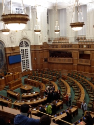 Danish parliament