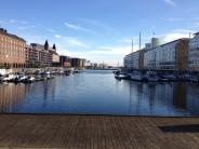 The quiet harbour