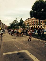 CPH Marathon on Sønder Boulevard