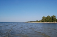 The beach at Vemmetoft